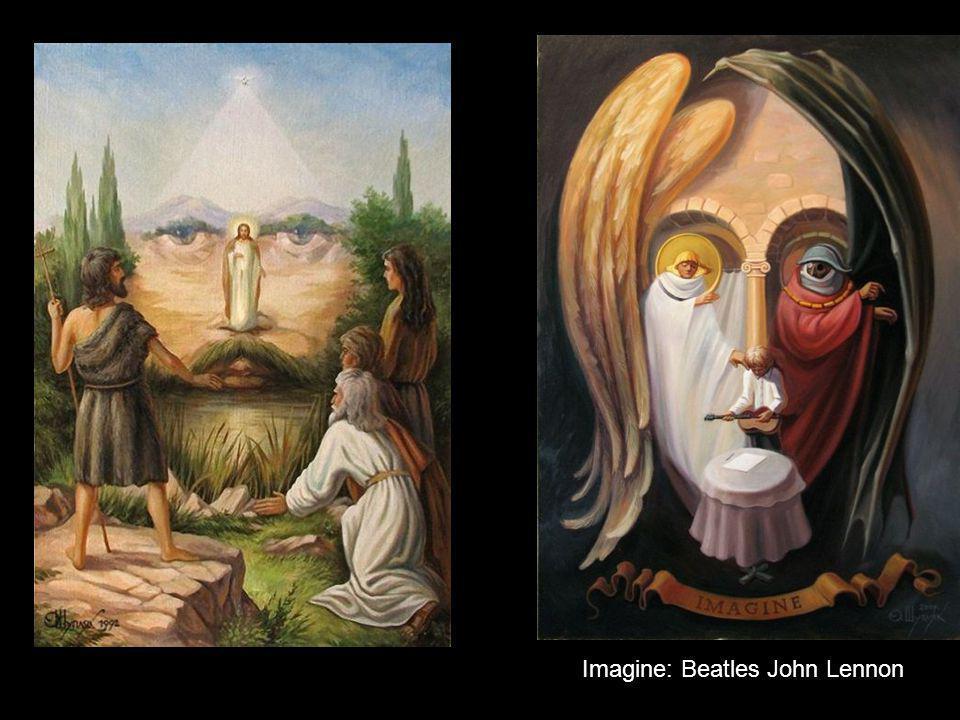 Imagine: Beatles John Lennon