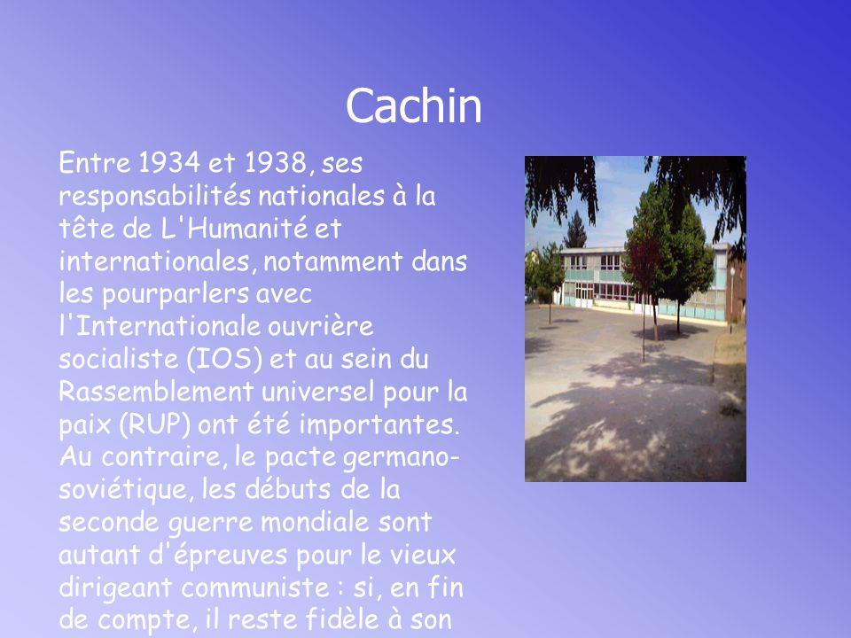 Cachin