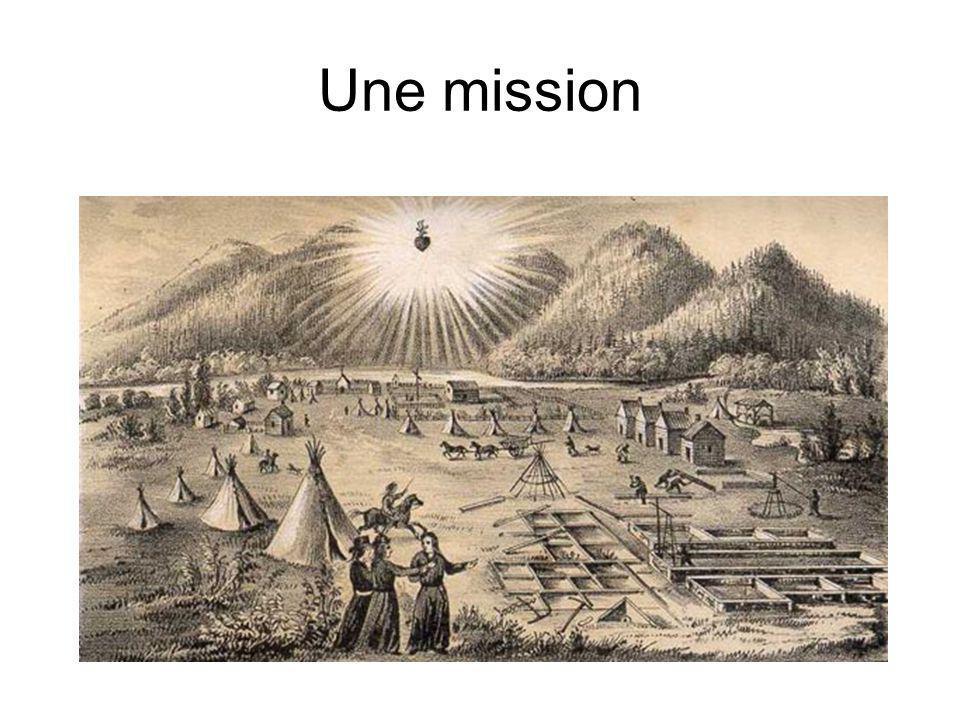 Une mission