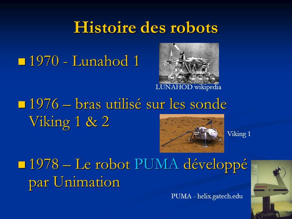 Histoire des robots 1970 - Lunahod 1