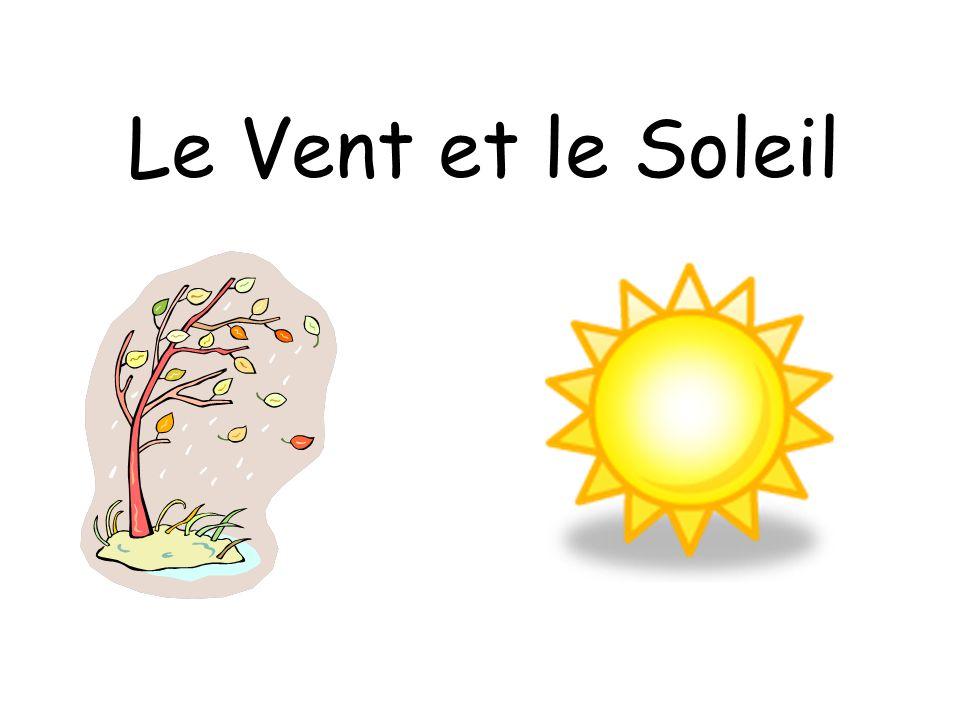Le Vent et le Soleil