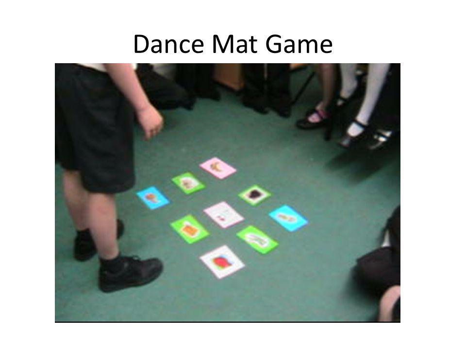 Dance Mat Game