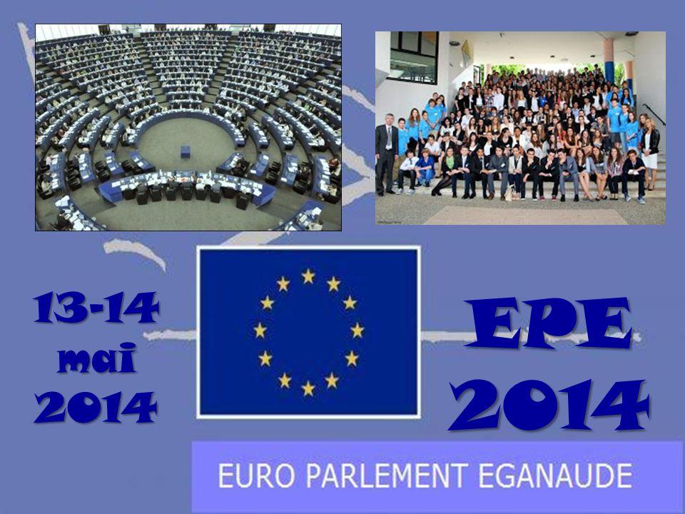 13-14 mai 2014 EPE 2014