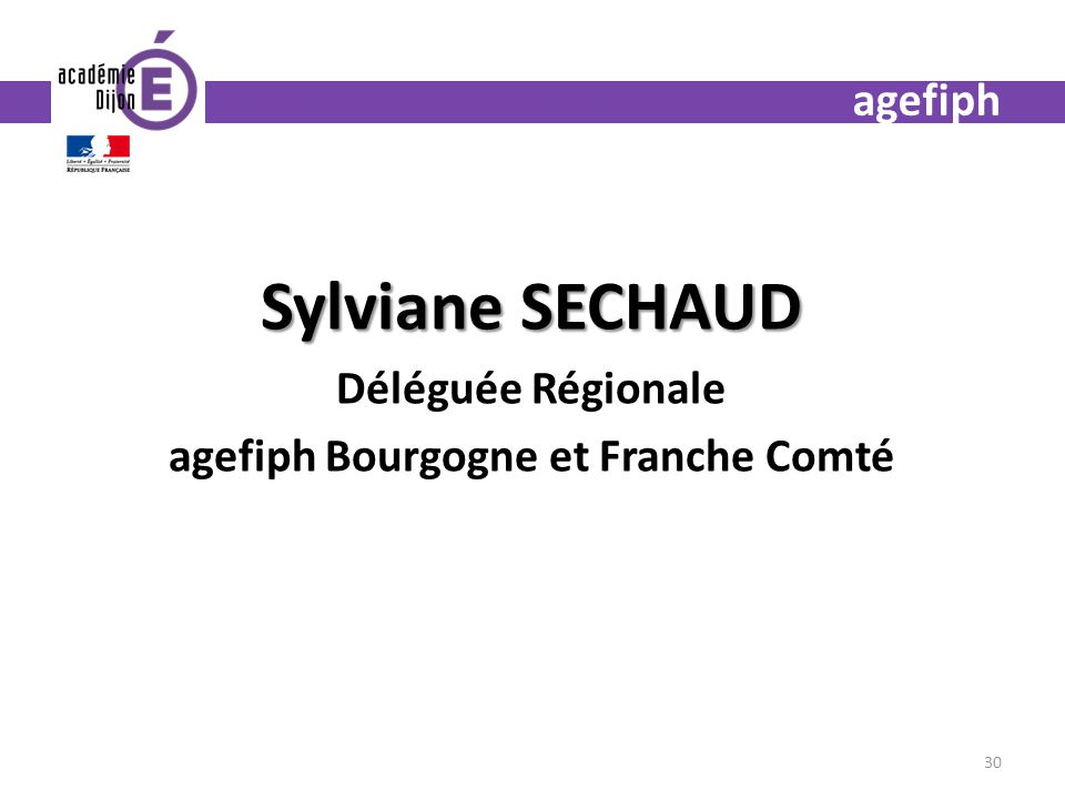 agefiph Bourgogne et Franche Comté