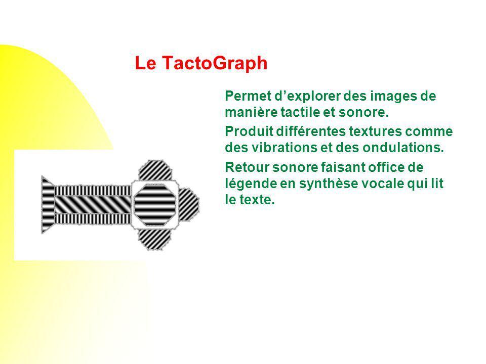 Le TactoGraph