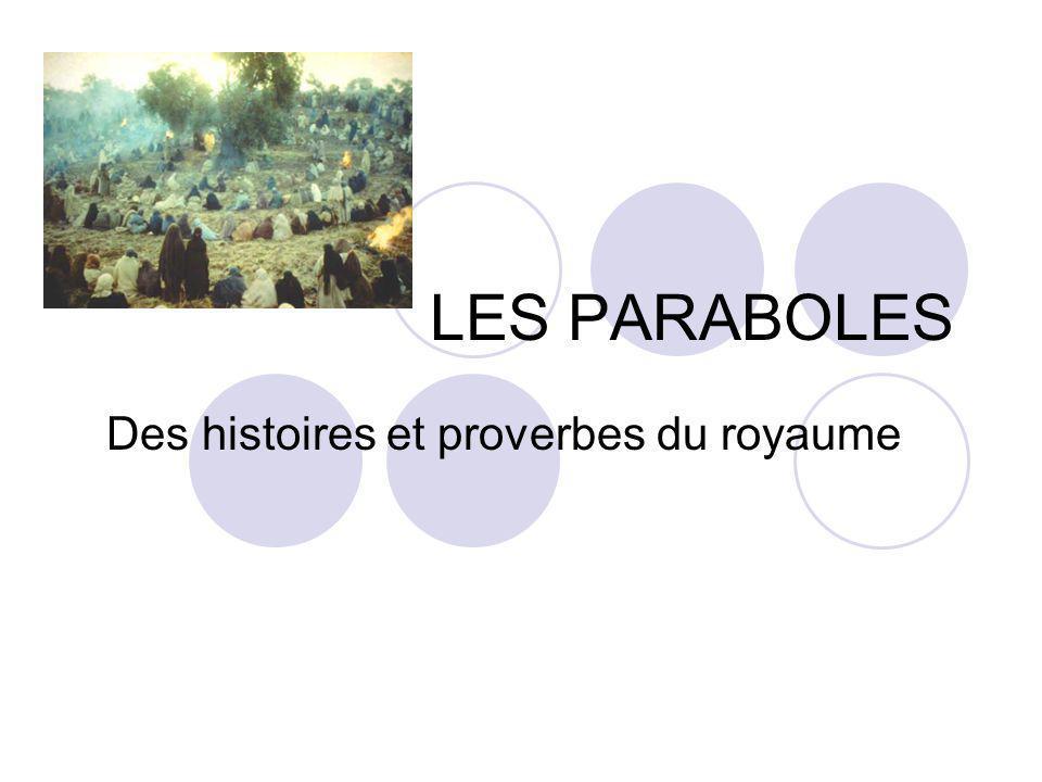 Des histoires et proverbes du royaume