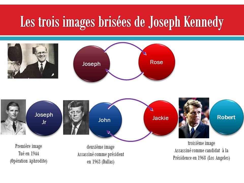 Les trois images brisées de Joseph Kennedy