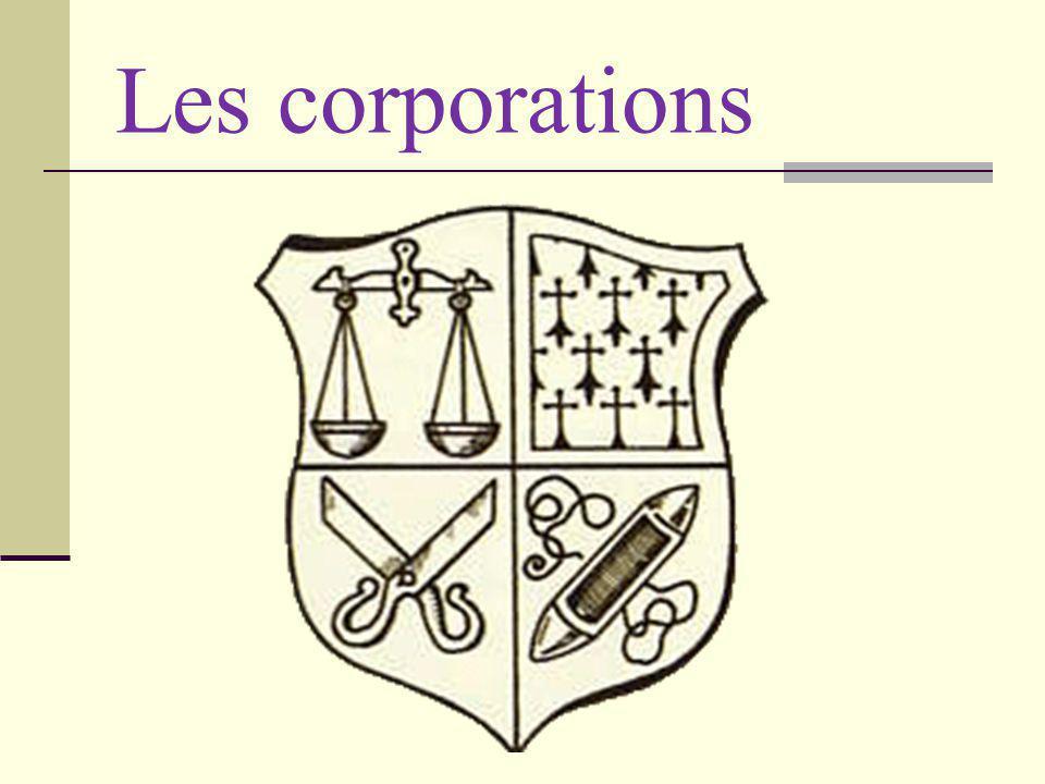Les corporations