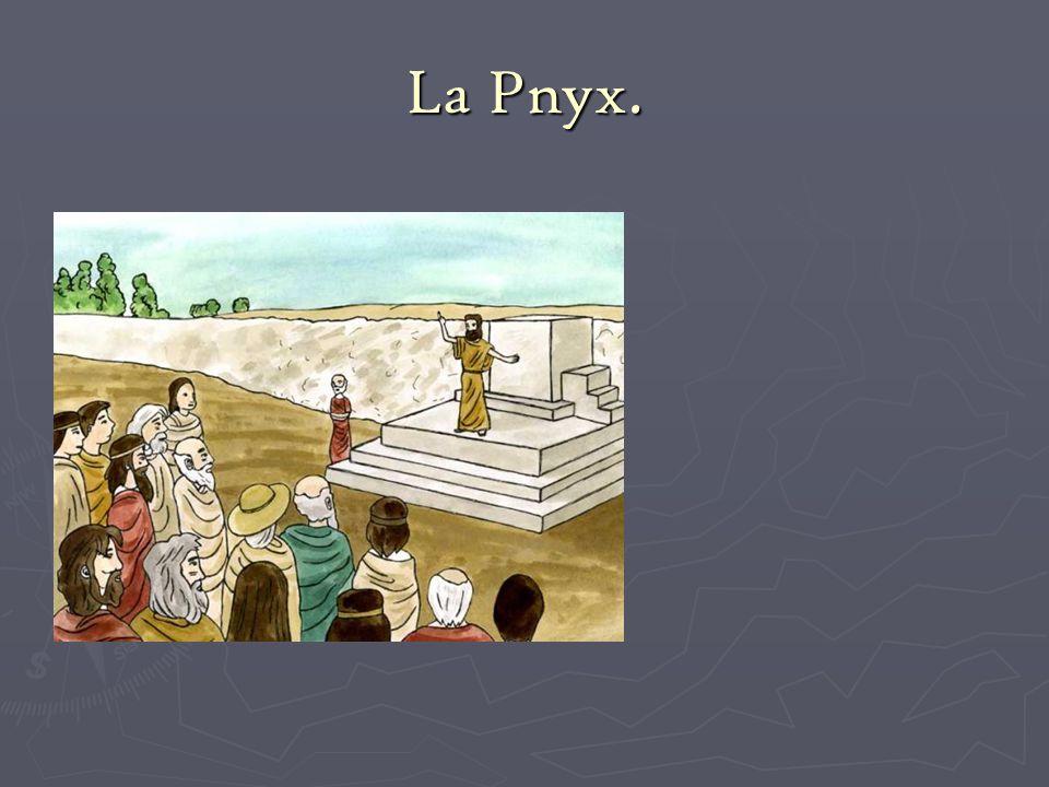 La Pnyx.