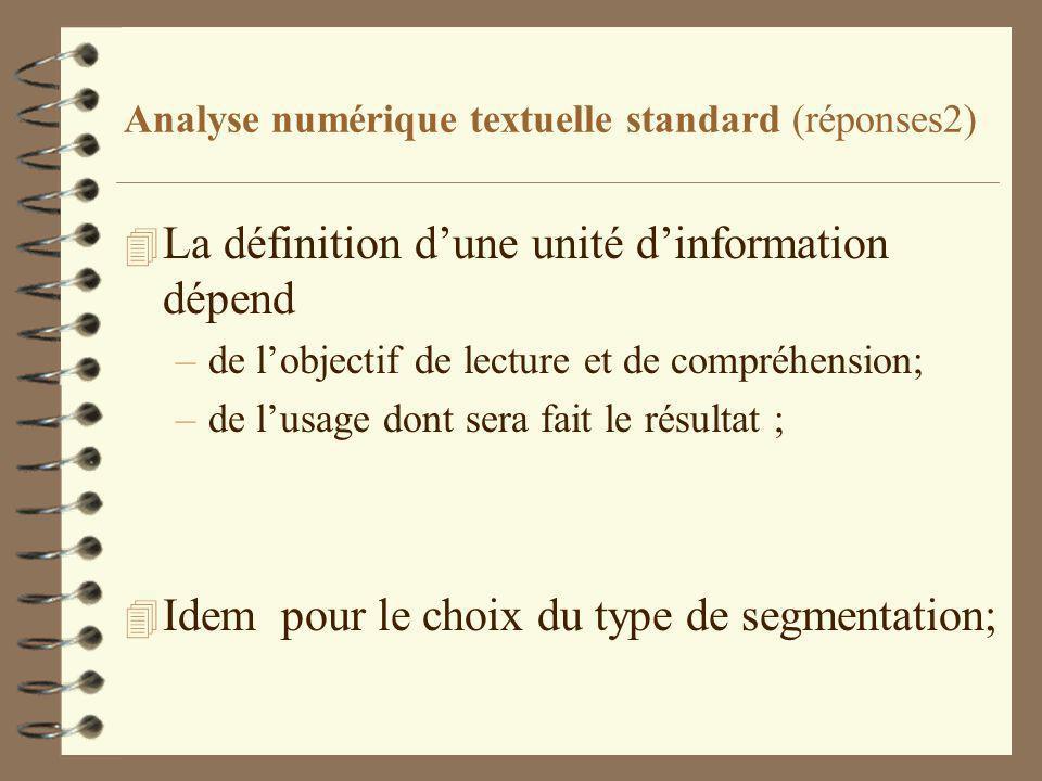 Analyse numérique textuelle standard (réponses2)