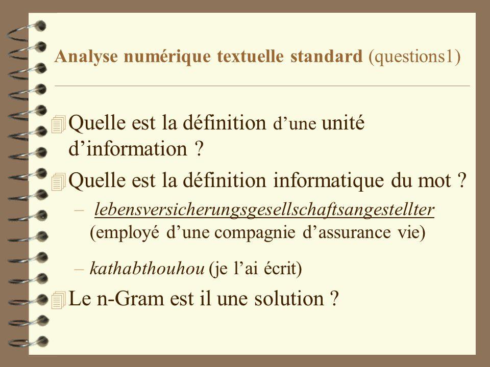 Analyse numérique textuelle standard (questions1)