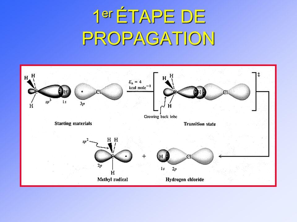 1er ÉTAPE DE PROPAGATION