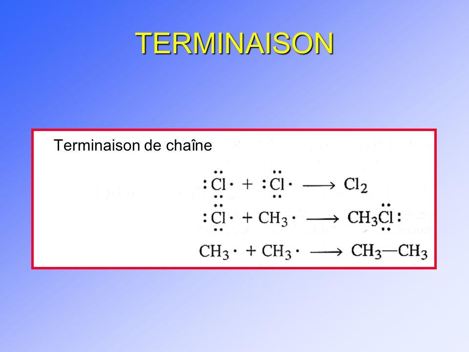 TERMINAISON Terminaison de chaîne