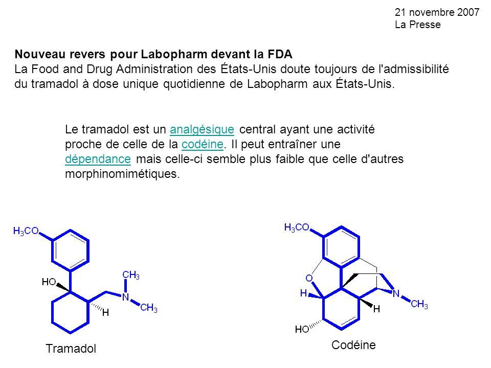 Nouveau revers pour Labopharm devant la FDA