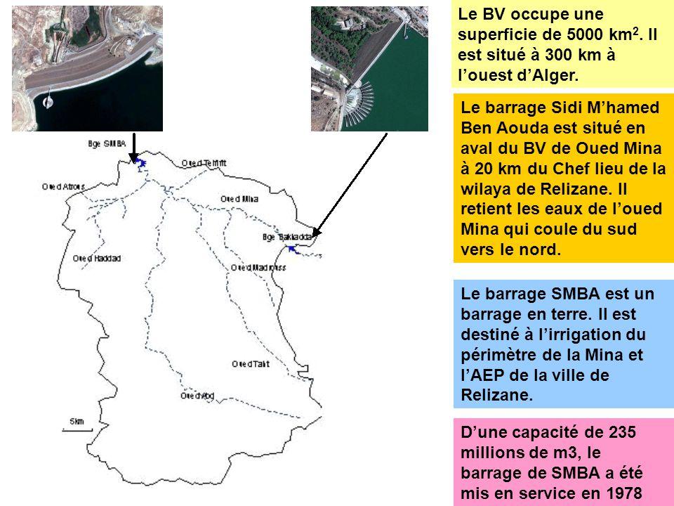 Le BV occupe une superficie de 5000 km2