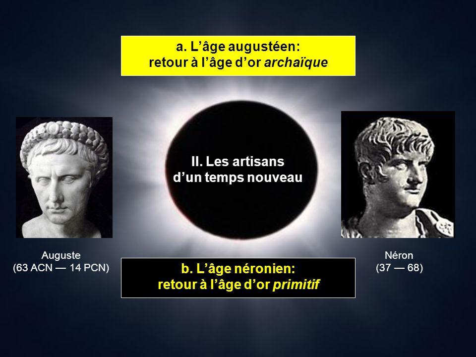 retour à l'âge d'or archaïque retour à l'âge d'or primitif