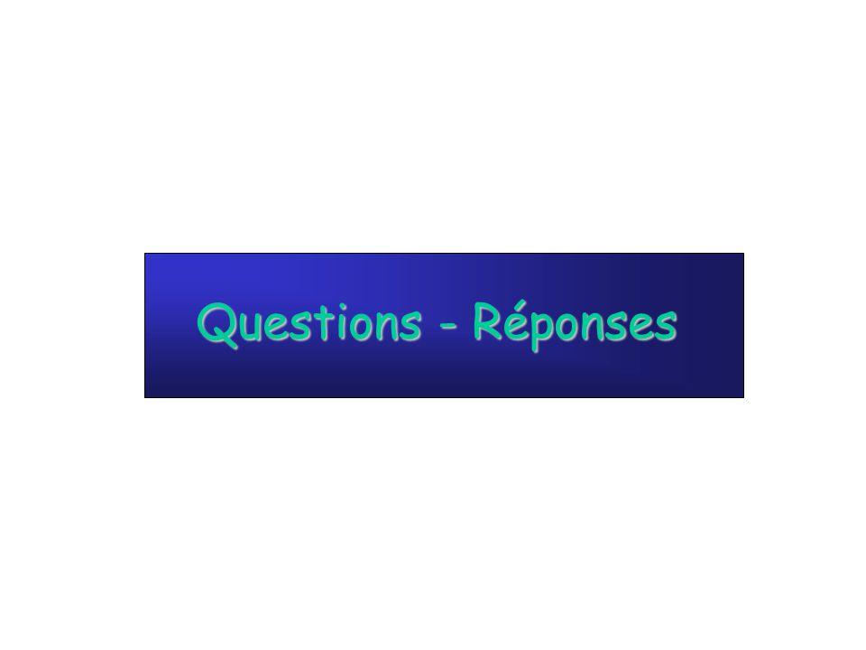 Questions - Réponses