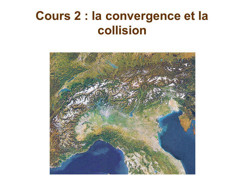 Cours 2 : la convergence et la collision