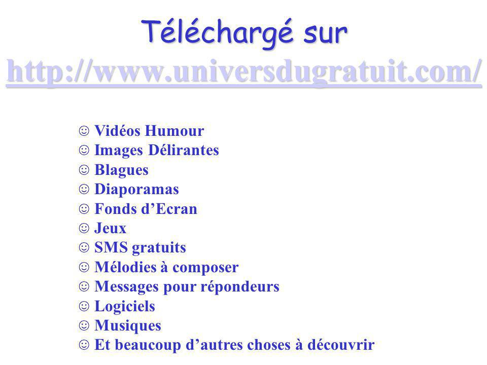 Téléchargé sur http://www.universdugratuit.com/