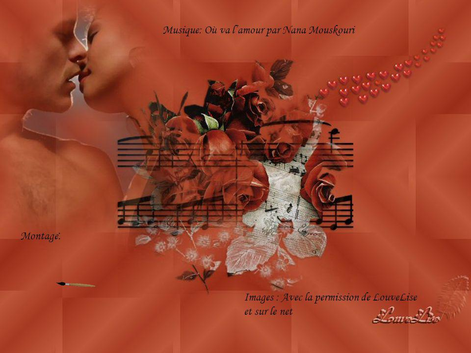 Musique: Où va l'amour par Nana Mouskouri