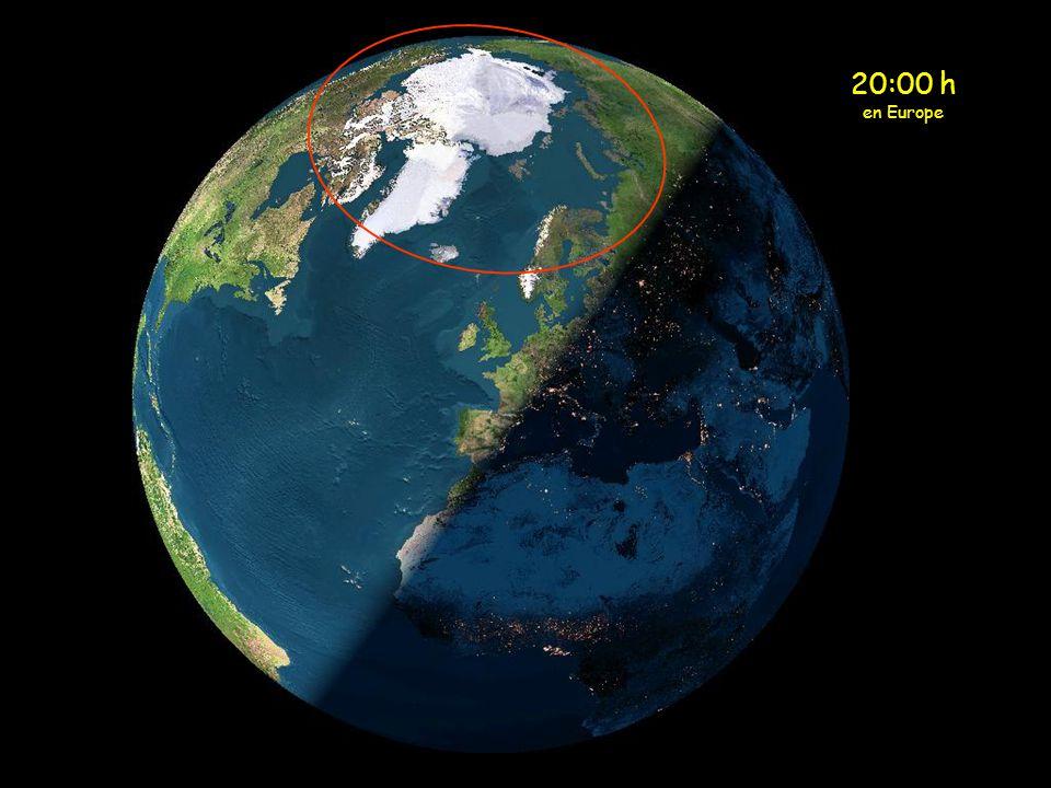 20:00 h en Europe