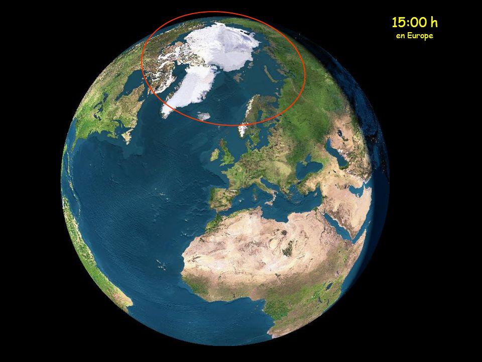 15:00 h en Europe