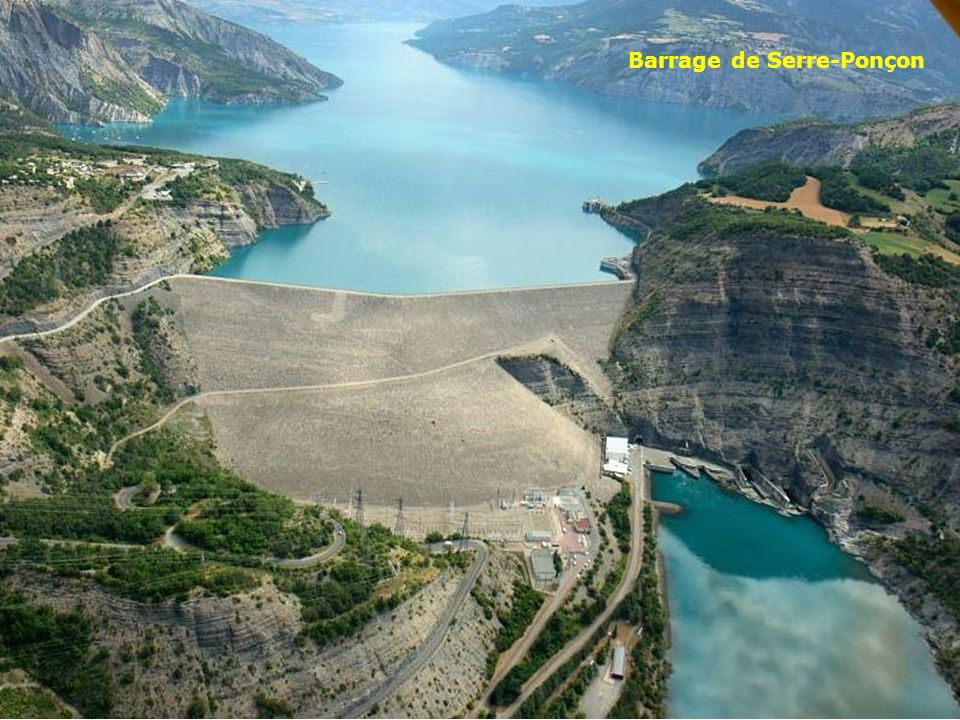 Barrage de Serre-Ponçon