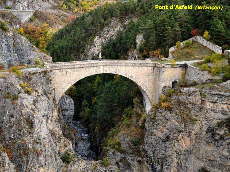 Pont d'Asfeld (Briançon)
