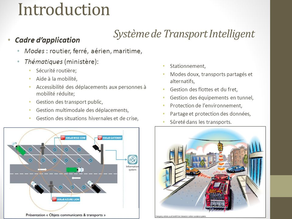 intelligent and non intelligent transportation systems Intelligent transportation systems require intelligent we saw a wide range of intelligent transportation car-sharing programs for members of non-car.