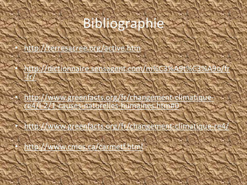 Bibliographie http://terresacree.org/active.htm