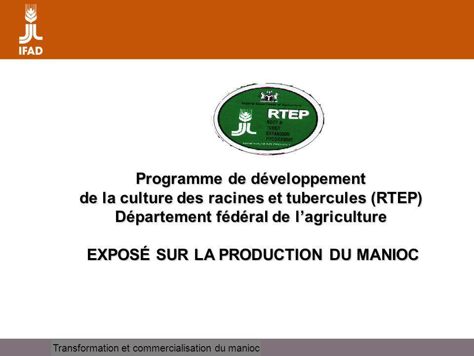 Programme de développement