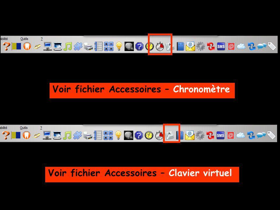 Voir fichier Accessoires – Chronomètre