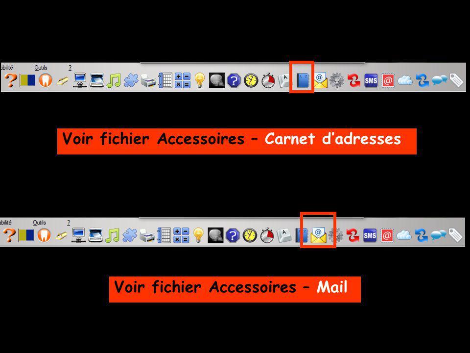 Voir fichier Accessoires – Carnet d'adresses