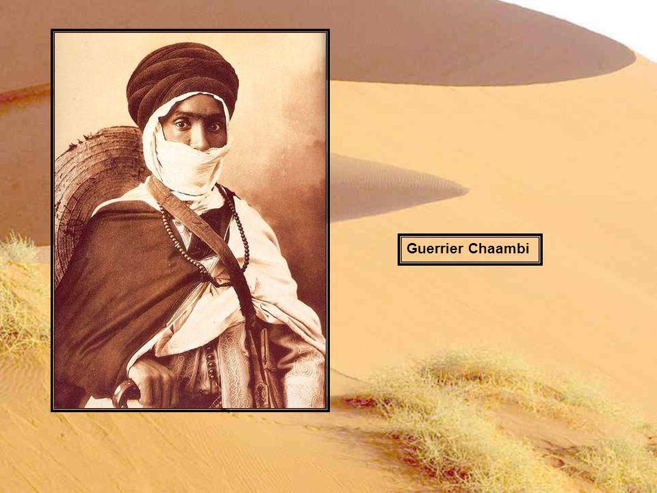 Guerrier Chaambi