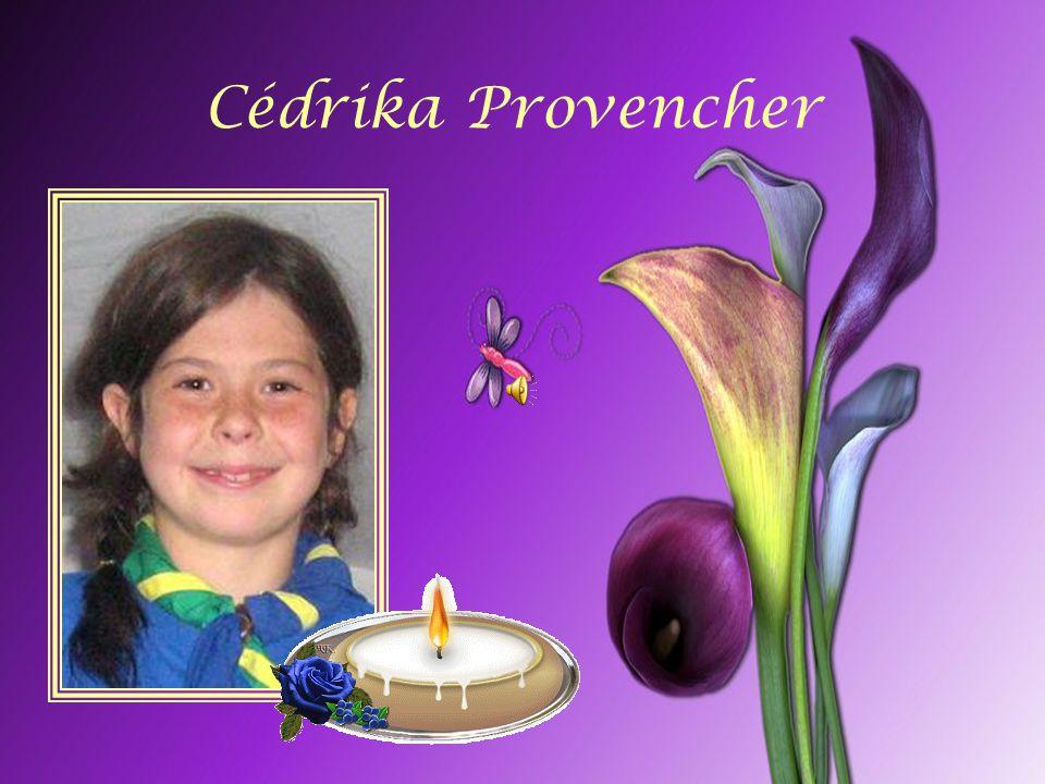 Cédrika Provencher