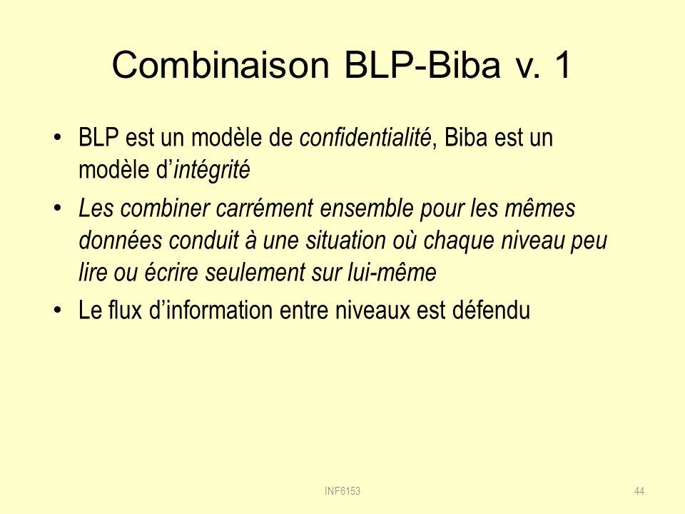 Combinaison BLP-Biba v. 1