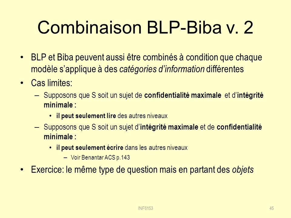 Combinaison BLP-Biba v. 2