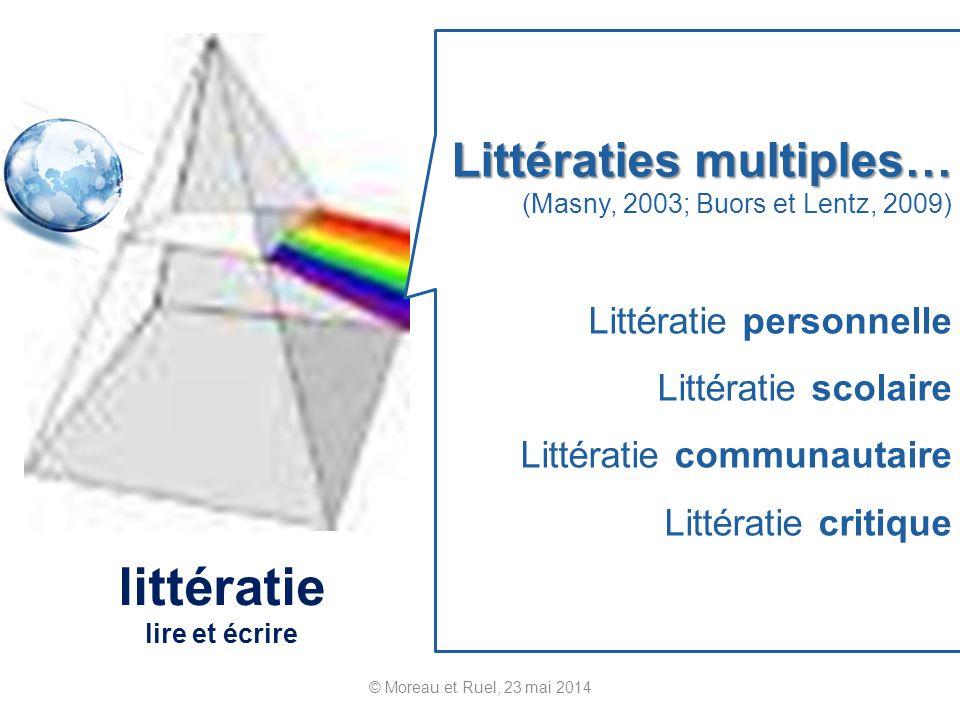 littératie lire et écrire