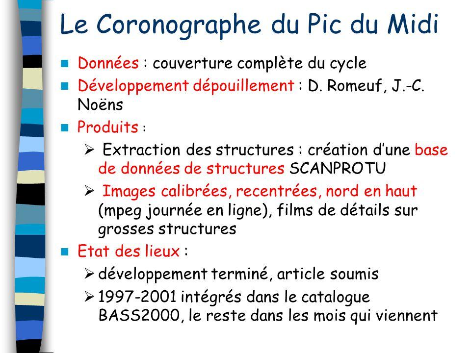 Le Coronographe du Pic du Midi