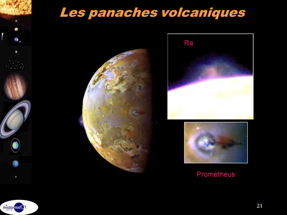 Les panaches volcaniques