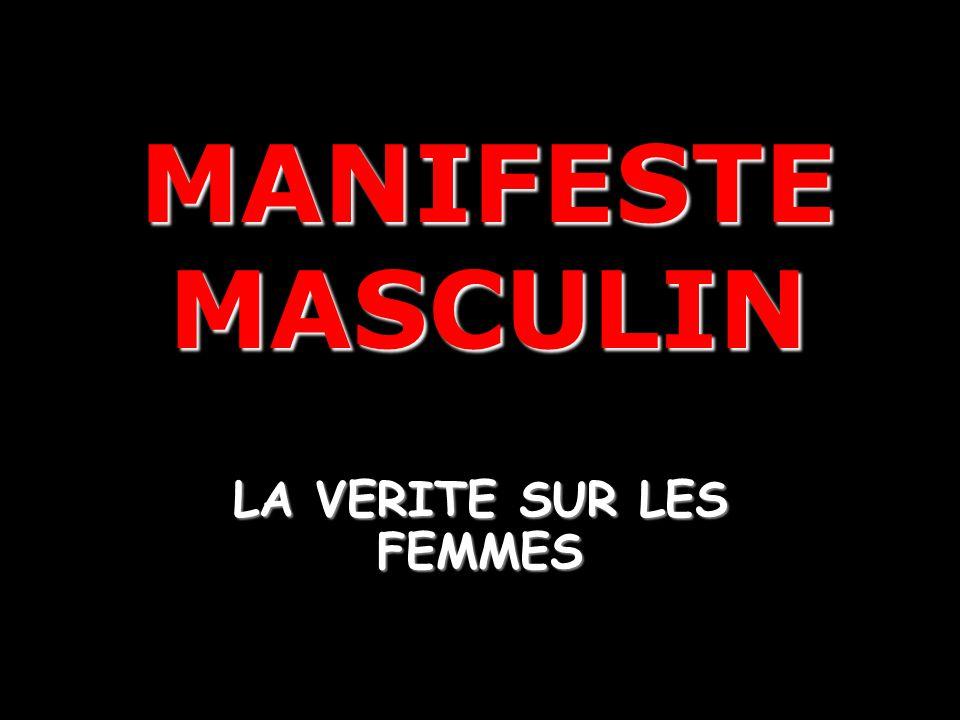 LA VERITE SUR LES FEMMES