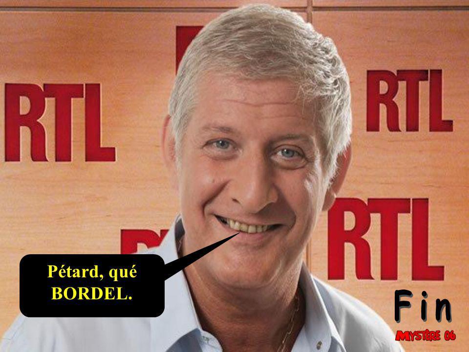 Pétard, qué BORDEL. Retrouvez les meilleurs diaporamas PPS d'humour et de divertissement sur http://www.diaporamas-a-la-con.com.