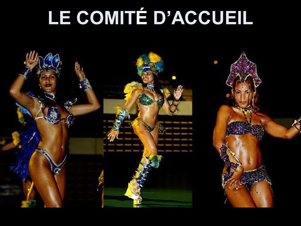 LE COMITÉ D'ACCUEIL