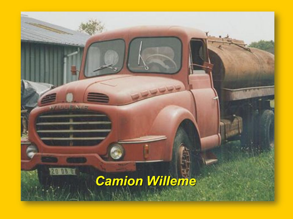 Camion Willeme