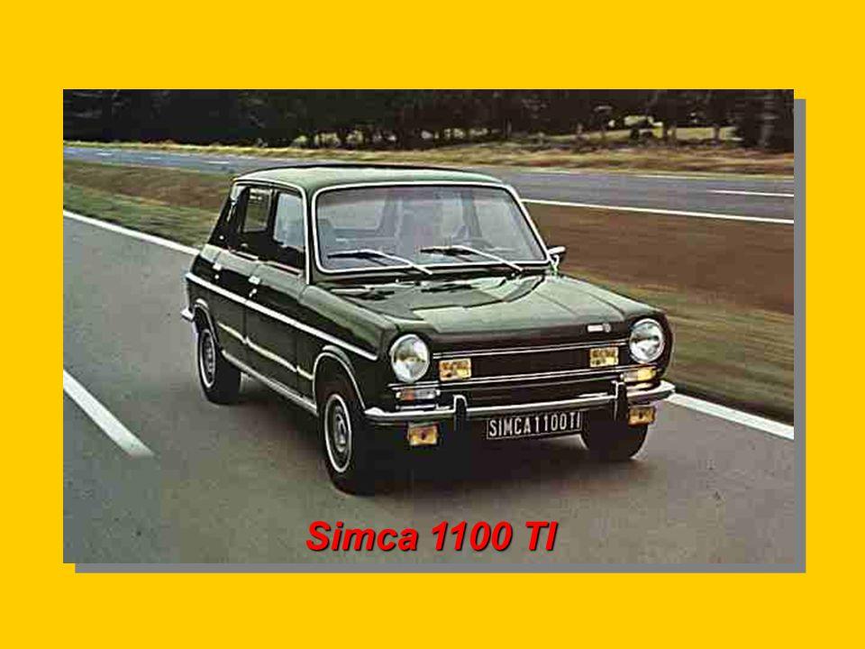 Simca 1100 TI