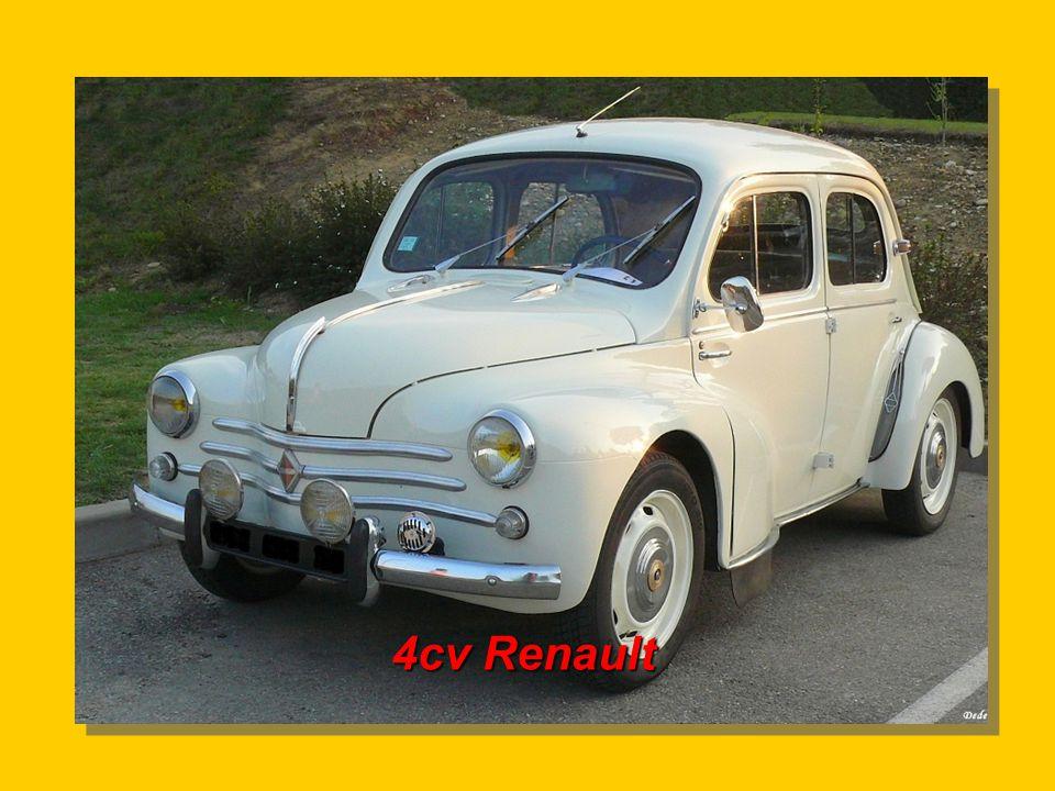 4cv Renault