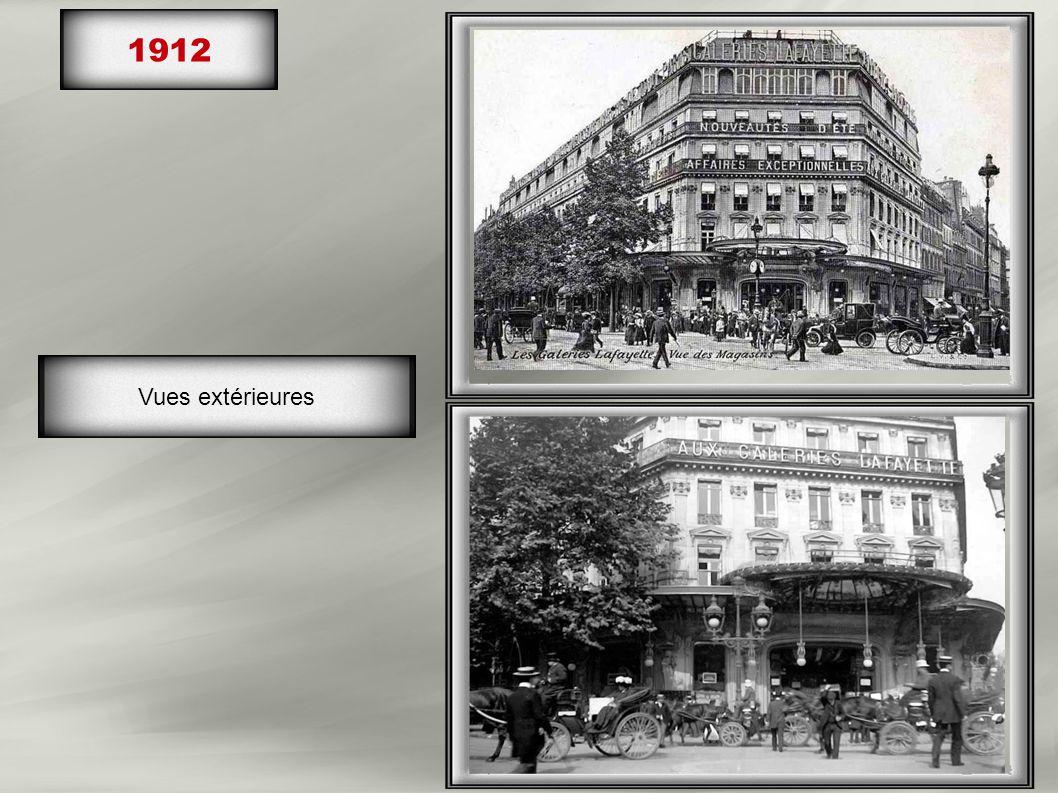 1912 Vues extérieures