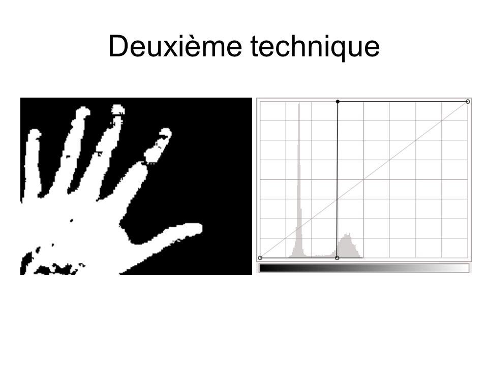 Deuxième technique