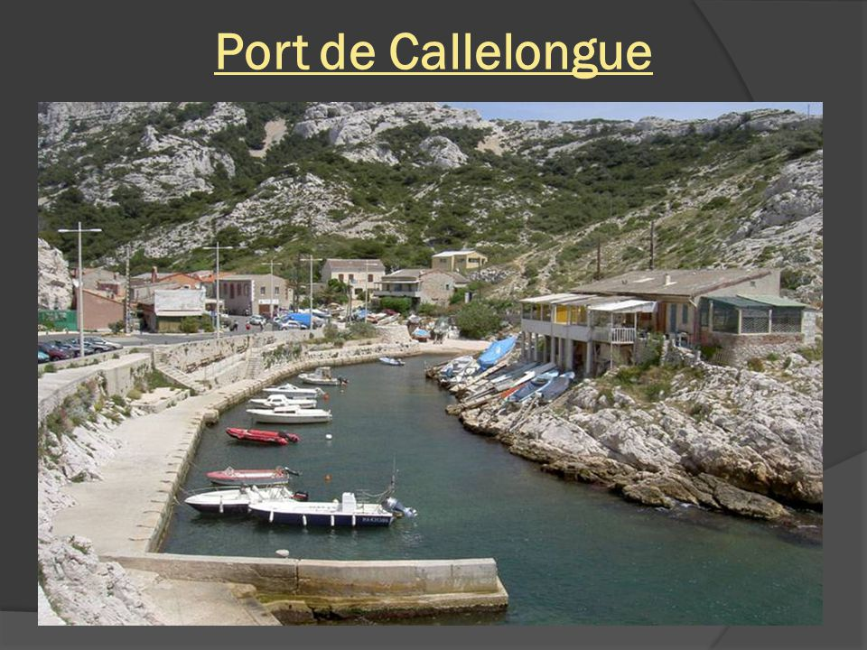 Port de Callelongue