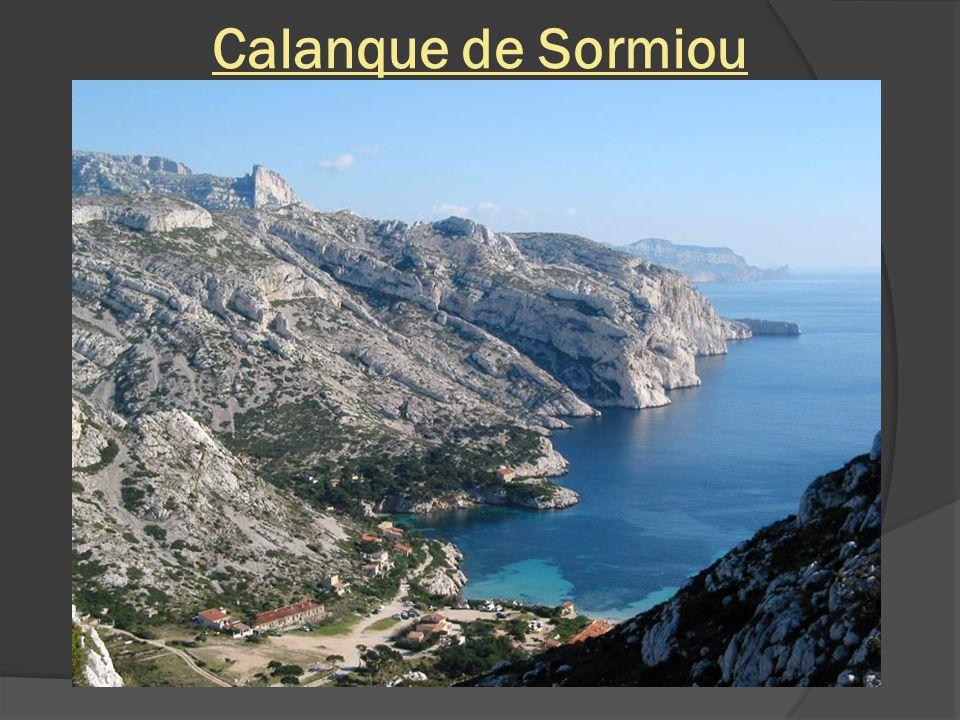 Calanque de Sormiou